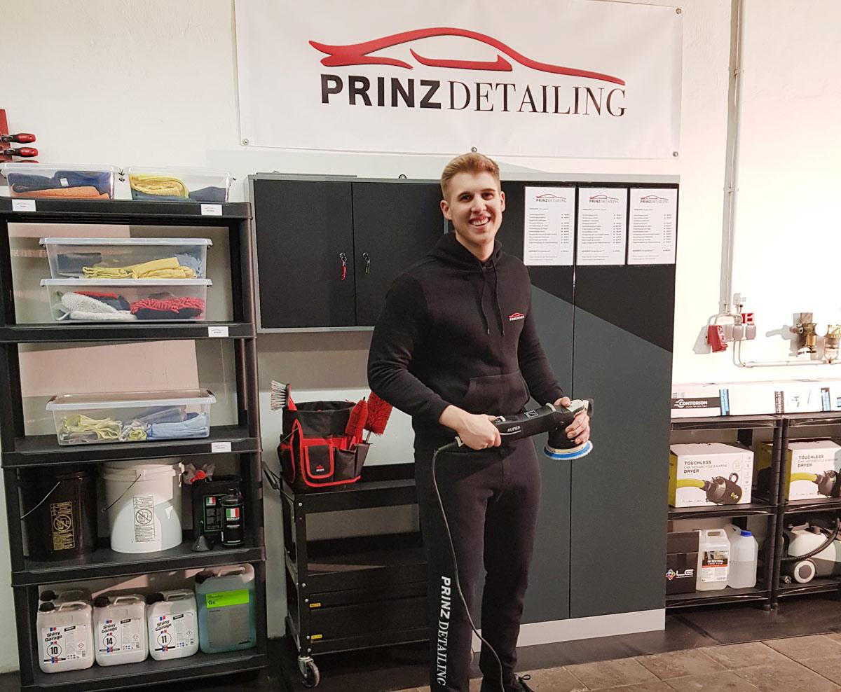 Prinz Detailing - Autoaufbereitung